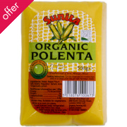 Sunita Organic Polenta 500g