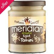 Meridian Organic Light Tahini - 270g