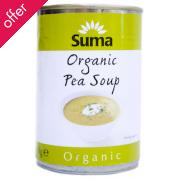 Suma Organic Pea Soup 400g