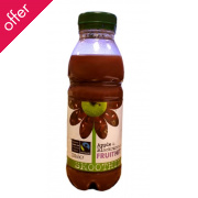 Fruit Hit Apple & Blackcurrant Smoothie 330ml