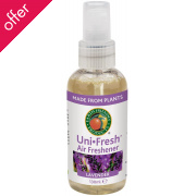 Earth Friendly Unifresh Air Freshener - Lavender - 130ml