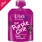 Ella's Kitchen The Purple One Smoothie Fruit