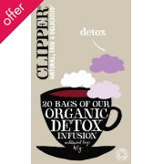 Clipper Organic Detox Tea x 20 bags