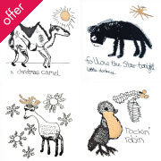 Arthouse Meath Christmas Charity Card Set