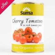 Suma Cherry Tomatoes  400g