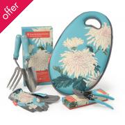 RHS Gardening Set - Chrysanthemum