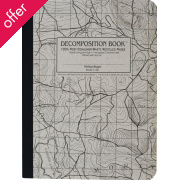 Decomposition Ruled Notebook -  Topographical