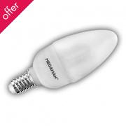 Energy Saving Candle 7 Watt Lightbulb