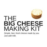 The Big Cheese Making Kit