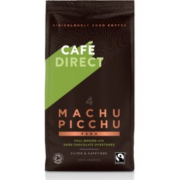 Cafédirect Machu Picchu Fresh Ground Coffee - 227g