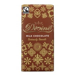 Divine Milk Chocolate 100g
