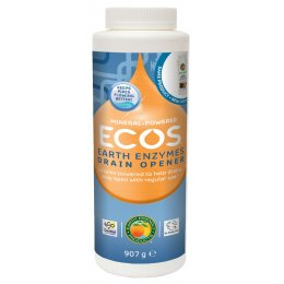 ECOS Earth Enzymes Drain Cleaner - 907g