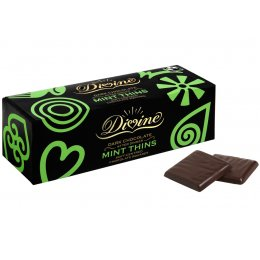 Divine After Dinner Mint Thins - 200g
