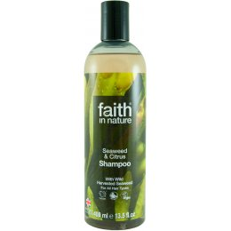 Faith In Nature Seaweed and Citrus Shampoo - 400ml