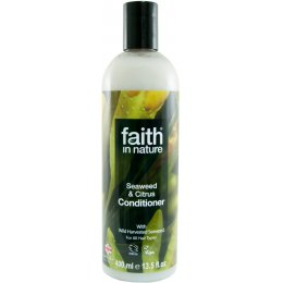 Faith In Nature Seaweed and Citrus Conditioner - 400ml