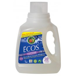 Earth Friendly Laundry Liquid - Lavender - 1.5 Litres
