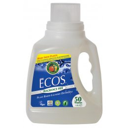 Earth Friendly Laundry Liquid - Fragrance Free - 1.5 Litres test