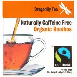Dragonfly Fairtrade Organic Rooibos Tea test