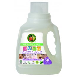 Earth Friendly Baby Laundry Soap - 1.5L