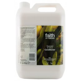 Faith In Nature Seaweed and Citrus Conditioner - 5L