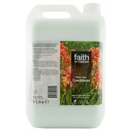 Faith In Nature Aloe Vera Conditioner - 5L