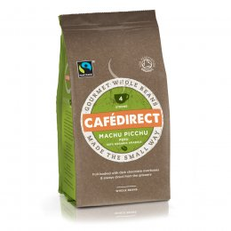 Cafedirect Machu Picchu Organic Gourmet Coffee Beans