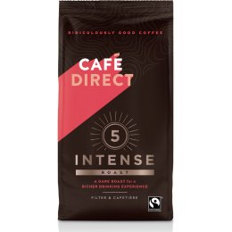 Cafédirect Intense Roast Fresh Ground Coffee - 227g