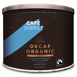 Cafédirect Decaffeinated Instant Coffee - 500g
