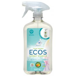 ECOS Spray Starch - 500ml