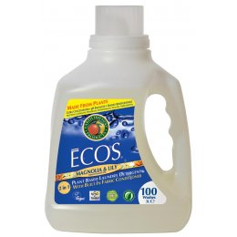 Earth Friendly Laundry Liquid - Magnolia & Lily - 3 Litres test
