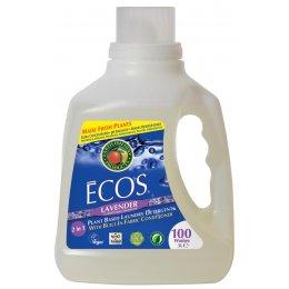 Earth Friendly Laundry Liquid - Lavender - 3 Litres test