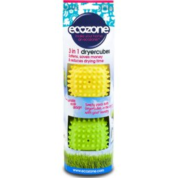 Ecozone Dry Cubes For Super Soft Clothes