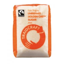 Golden Caster Fair Trade Sugar - 500g