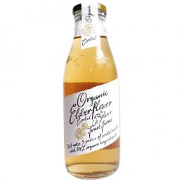 Belvoir Organic Elderflower Cordial 50cl