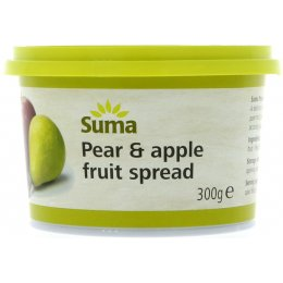 Suma Pear and Apple Spread 300g