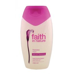 Faith in Nature Feminine Care - Feminine Wash (200ml)