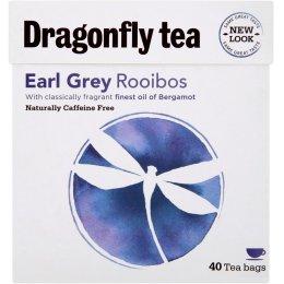 Dragonfly Rooibos Earl Grey 40 bags test