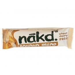 Nakd Banana Bread Wholefood Bar 30g