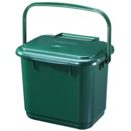 5 Litre Kitchen Compost Caddy