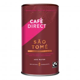 São Tome Luxury Instant Hot Chocolate - 300g