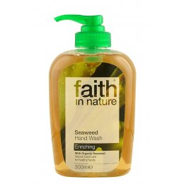 Faith in Nature Seaweed Handwash - 300ml test