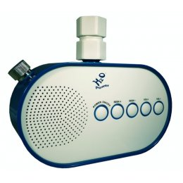 H2O Water Powered Shower Radio