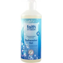 Faith in Nature Concentrated Dishwasher Gel 500ml