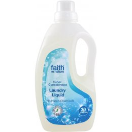Faith in Nature Non-Bio Superconcentrated Laundry Liquid - 1 litre
