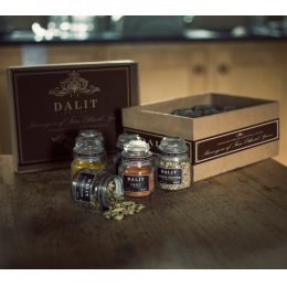Dalit Spices Gift Set & Recipe Book - 12 Spices test