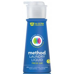 Method Laundry Liquid 25 washes - Fresh Air 300ml