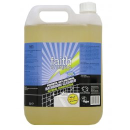 Faith In Nature Anti-Bacterial Bathroom Cleaner - 5L