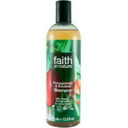 Faith In Nature Pomegranate & Rooibos Shampoo 400ml