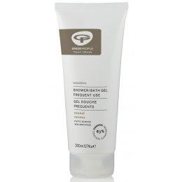 Green People Neutral Scent Free Shower/Bath Gel - 200ml test