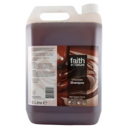 Faith In Nature Chocolate Shampoo - 5L